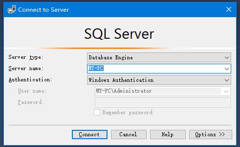 ADO.Net連接SQL Server