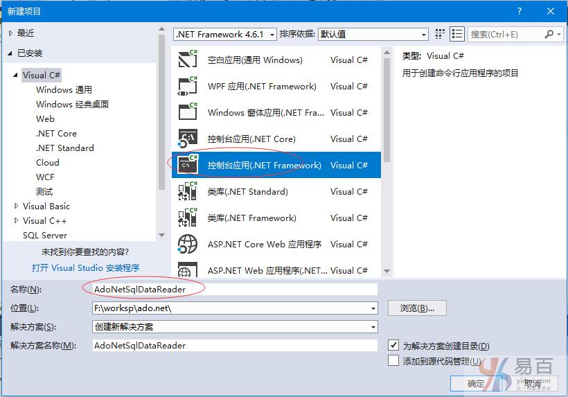 ADO.Net SqlDataReader類
