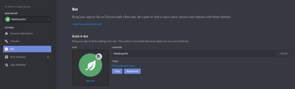 用Discord4J