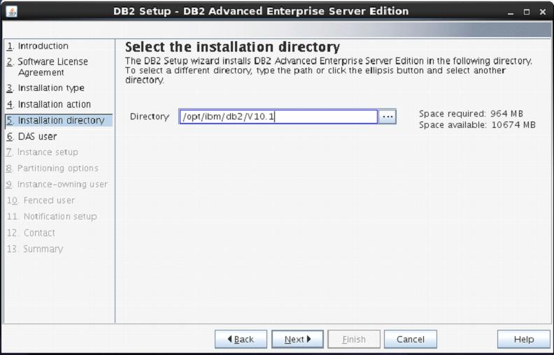 Installation Directory