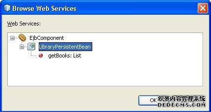 Web Service Bean