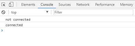 Firebase連接檢查