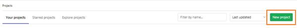 GitLab創建項目