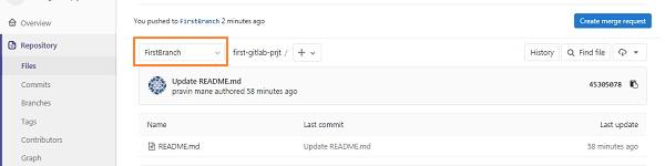 GitLab分叉項目