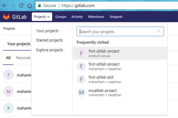 GitLab週期分析