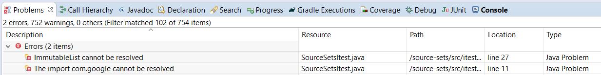 Gradle來源集