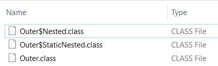 Java類文件命名約定
