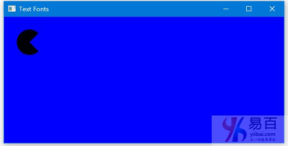 JavaFX圓弧