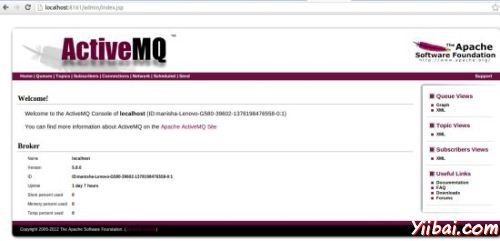 ActiveMQ Server