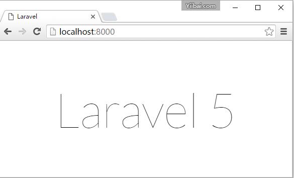 Laravel教程