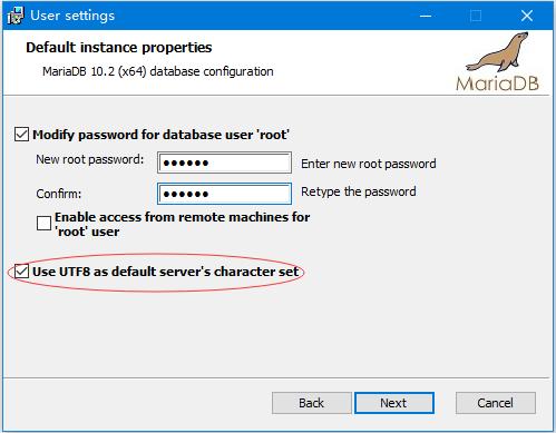 MariaDB安裝