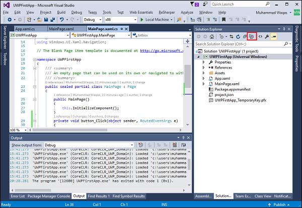 .NET Core MSBuild