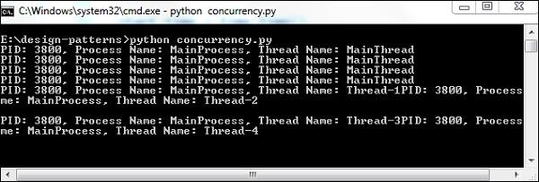 Python併發(多線程)