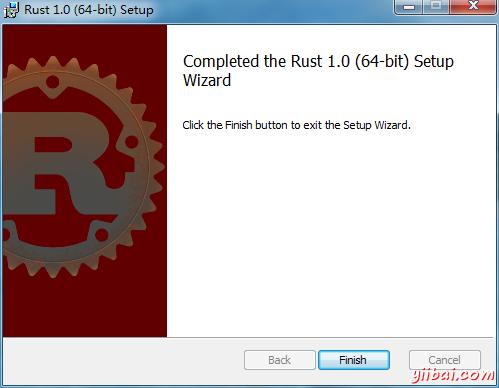 Rust下載和安裝