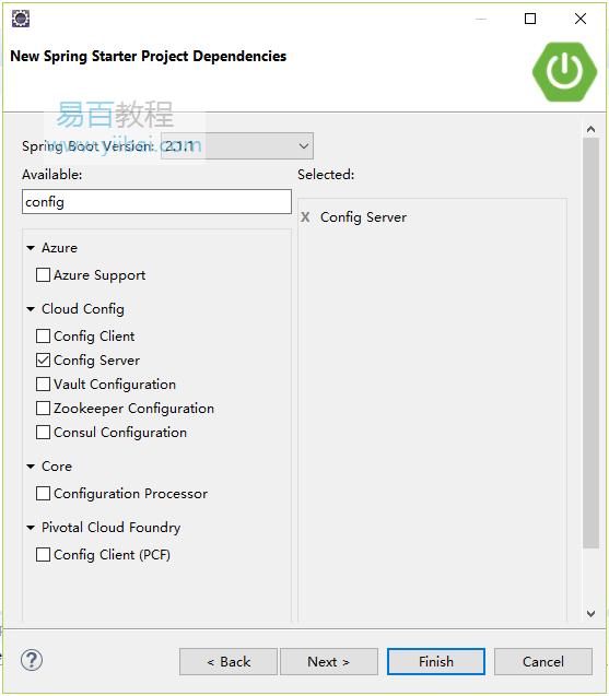 Spring Cloud配置服務