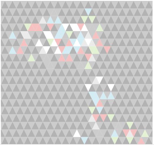 SVG平面陰影