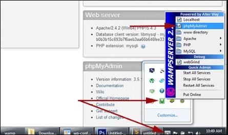 網站發佈和開發工具